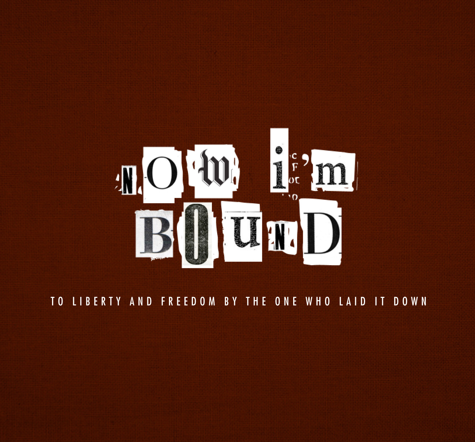 Now I'm Bound CD - Jennie Lee Riddle